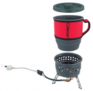 Coleman Fyrestorm PCS backpacking stove